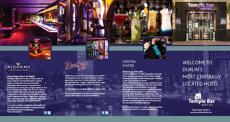 Hotel Brochures