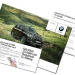 BMW Direct Mail 2