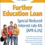 St Dominics Credit Union Ad