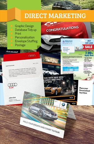 Swift Print Direct marketing Design