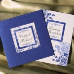 Updated Blue layered Roses Group white