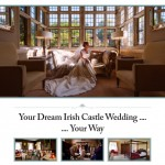 Waterford Castle Wedding Ad
