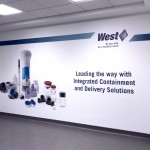 West Pharma - Wall Print