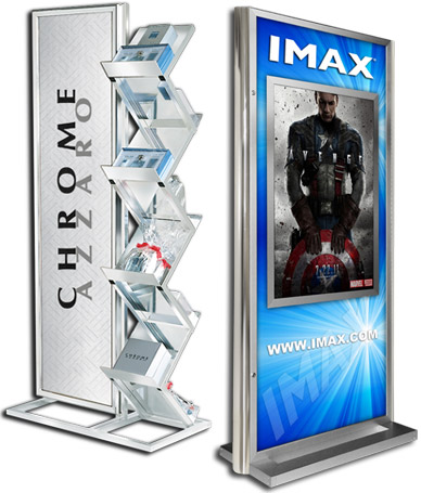 Marketing and Promotional Display