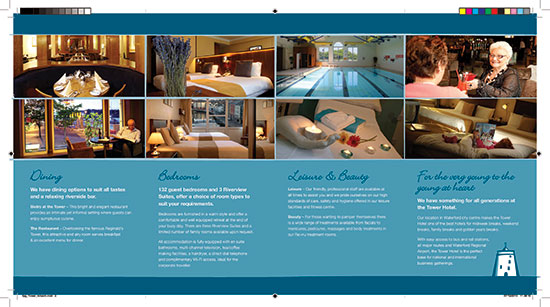 Brochures Newsletters Brochures Design Swift Print Logo – Sample Hotel Brochure