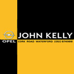 Martin Doyle, Sales Manager of John Kelly Opel